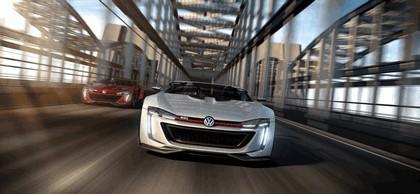 2014 Volkswagen GTI roadster concept 12