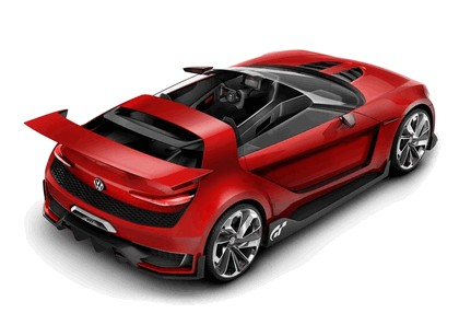 2014 Volkswagen GTI roadster concept 14
