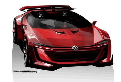 2014 Volkswagen GTI roadster concept 15