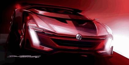 2014 Volkswagen GTI roadster concept 17