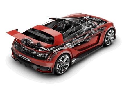 2014 Volkswagen GTI roadster concept 23