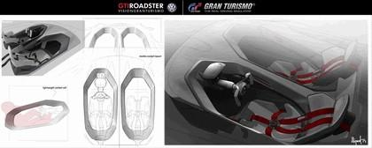 2014 Volkswagen GTI roadster concept 26