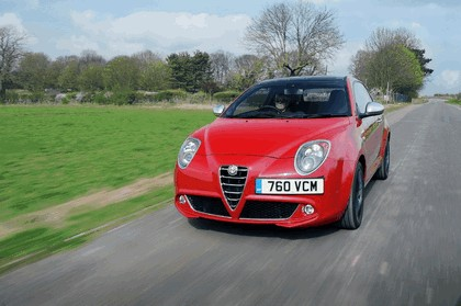 2014 Alfa Romeo MiTo Twin Air - UK version 2