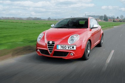 2014 Alfa Romeo MiTo Twin Air - UK version 3