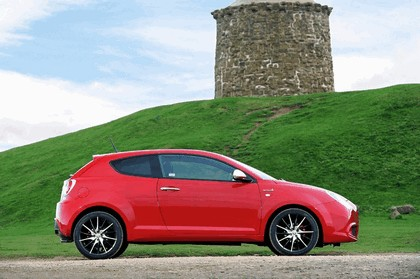 2014 Alfa Romeo MiTo Twin Air - UK version 8