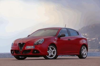 2014 Alfa Romeo Giulietta QV 2