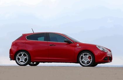 2014 Alfa Romeo Giulietta QV 4