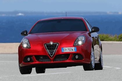 2014 Alfa Romeo Giulietta QV 7