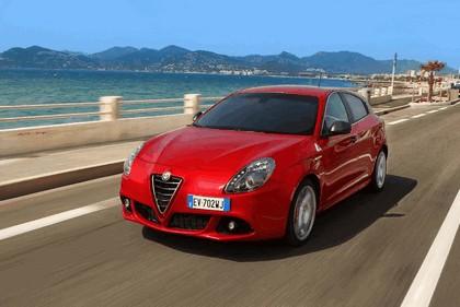 2014 Alfa Romeo Giulietta QV 10