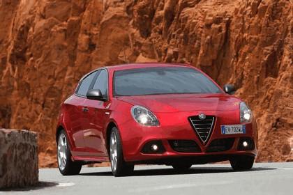 2014 Alfa Romeo Giulietta QV 14