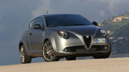 2014 Alfa Romeo MiTo QV 3