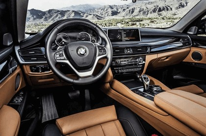 2014 BMW X6 ( F16 ) xDrive50i 48