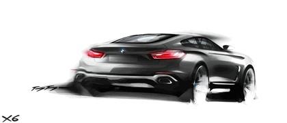2014 BMW X6 ( F16 ) xDrive50i 56