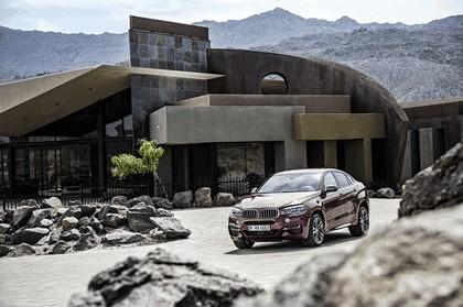 2014 BMW X6 ( F16 ) M50d 7