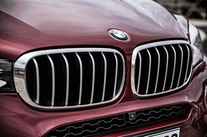 2014 BMW X6 ( F16 ) M50d 20