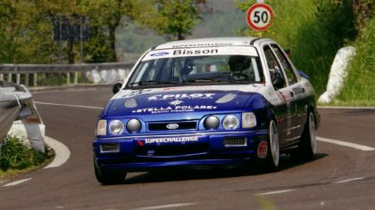 1990 Ford Sierra RS Cosworth saloon 4wd rally 3