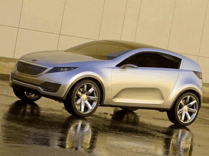 2007 Kia Kue concept 12