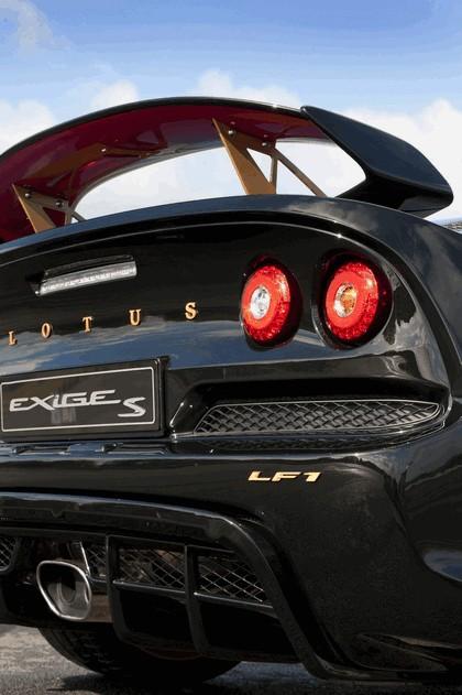 2014 Lotus Exige LF1 25