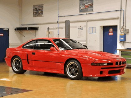1990 BMW M8 ( E31 ) prototype 1