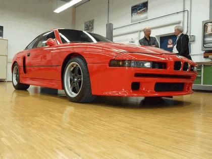 1990 BMW M8 ( E31 ) prototype 4