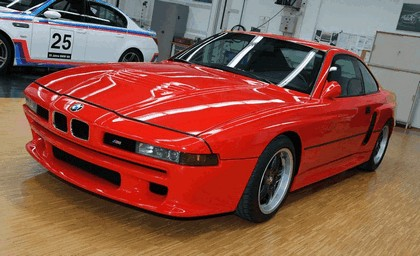 1990 BMW M8 ( E31 ) prototype 5