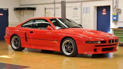 1990 BMW M8 ( E31 ) prototype 9