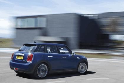 2014 Mini Cooper D 5-door - UK version 58