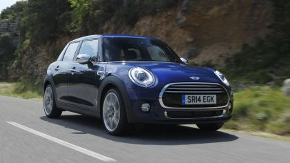 2014 Mini Cooper D 5-door - UK version 2
