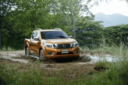 2014 Nissan NP300 Navara V single cab - Japan version 25
