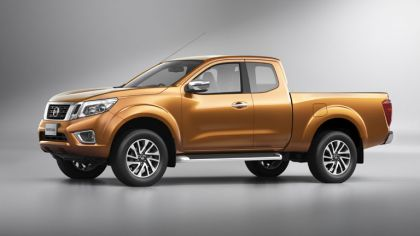 2014 Nissan NP300 Navara V single cab - Japan version 7
