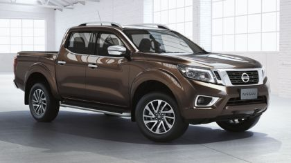 2014 Nissan NP300 Navara VL double cab - Japan version 8