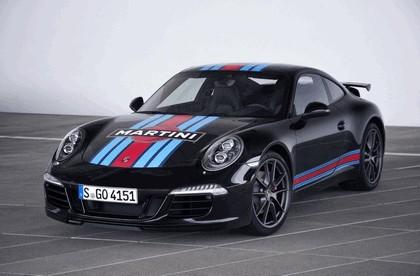 2014 Porsche 911 ( 991 ) Carrera S Martini Racing Edition 3