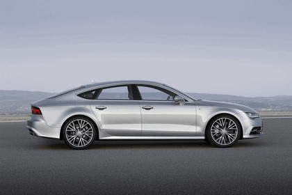 2015 Audi A7 Sportback 3.0 TDI Quattro 2