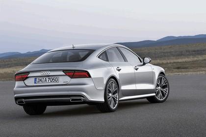 2015 Audi A7 Sportback 3.0 TDI Quattro 3