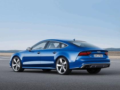 2015 Audi S7 Sportback 8