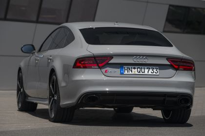 2015 Audi RS7 Sportback 39