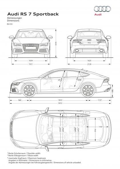 2015 Audi RS7 Sportback 130