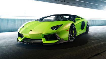 2014 Vorsteiner Verde Ithaca Aventador-V ( based on Lamborghini Aventador LP700-4 ) 4