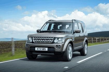 2015 Land Rover Discovery SDV6 4