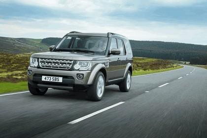 2015 Land Rover Discovery SDV6 5