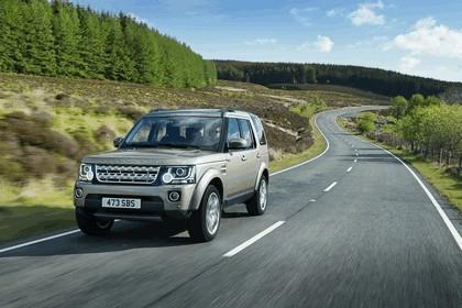 2015 Land Rover Discovery SDV6 6