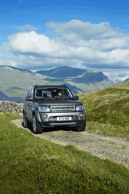 2015 Land Rover Discovery SDV6 7