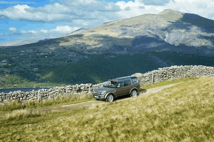 2015 Land Rover Discovery SDV6 8