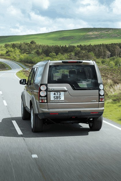 2015 Land Rover Discovery SDV6 10