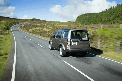 2015 Land Rover Discovery SDV6 11