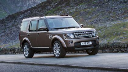 2015 Land Rover Discovery SDV6 9