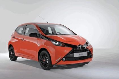 2014 Toyota Aygo x-cite 1