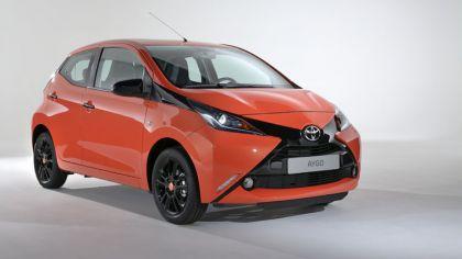2014 Toyota Aygo x-cite 4