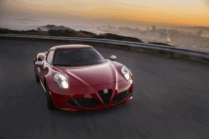 2015 Alfa Romeo 4C - USA version 1
