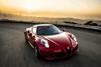 2015 Alfa Romeo 4C - USA version 2